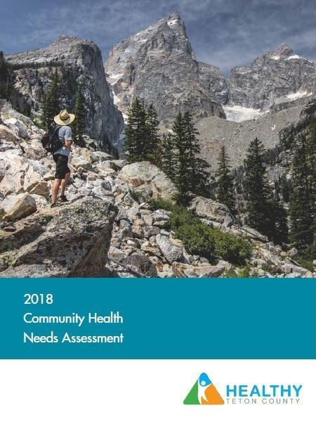 2018 Community Health Needs Assessment Report Cover